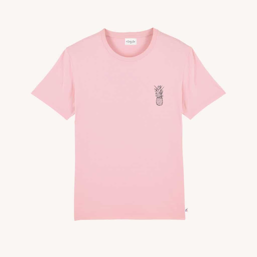 ANANASpetit ROSE TSHIRT 1024x1024 - Ananas Petit