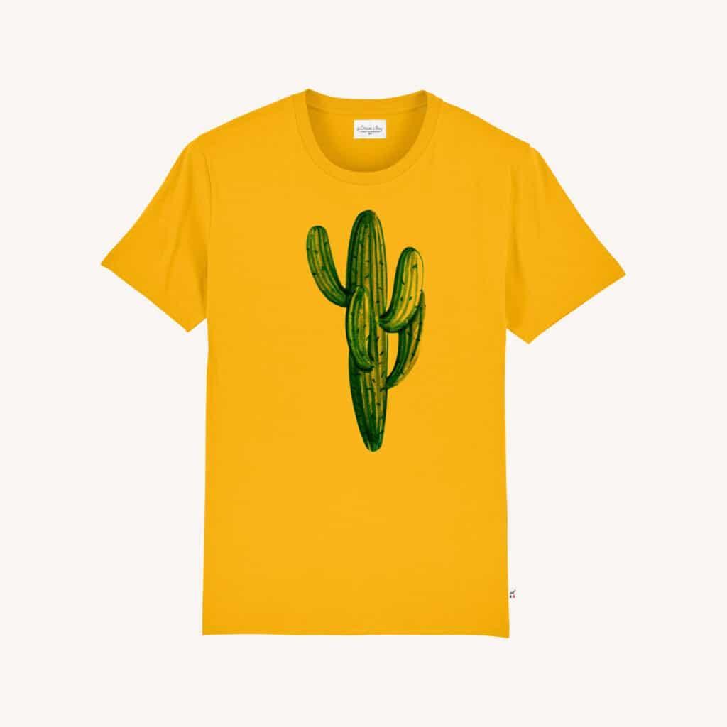 CACTUS ORANGE TSHIRT 1024x1024 - Cactus